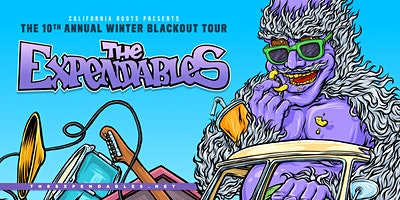 The Expendables at The Charleston Pour House (March 24, 2020)