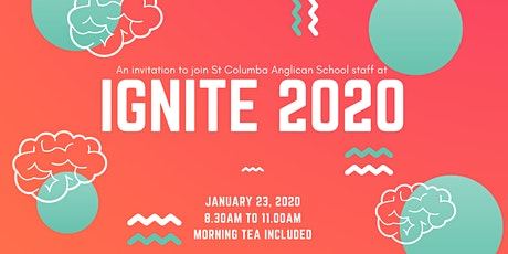 Ignite 2020 - Deeper Learning at SCAS tickets