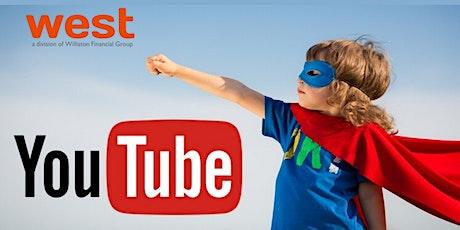 Become a YouTube Superhero tickets