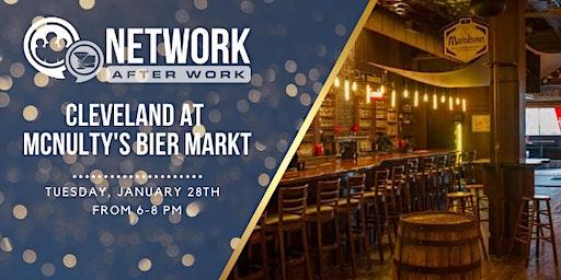 Network After Work Cleveland at McNulty's Bier Markt