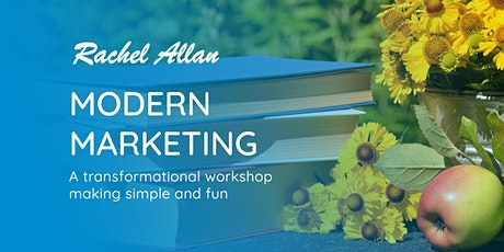 Modern Marketing - April Geelong tickets