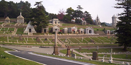 The Naughty and Notorious Tour of Mountain View Cemetery tickets