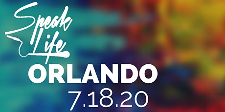 Speak Life Orlando tickets