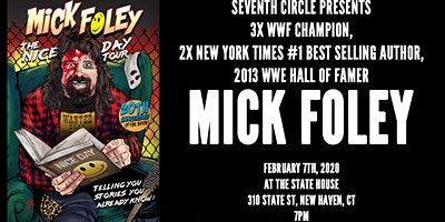 Mick Foley, The Nice Day Tour