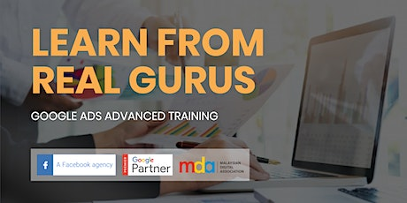 Google Ads Advanced Training tickets