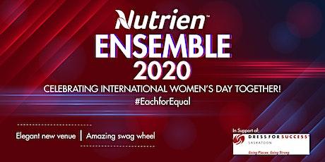 Nutrien Ensemble 2020 tickets
