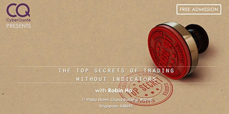 The Top Secrets of Trading Without Indicators tickets