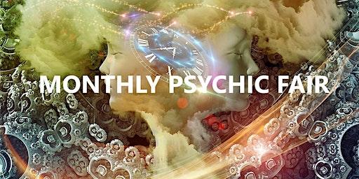 Monthly Psychic Fair Fund Raiser