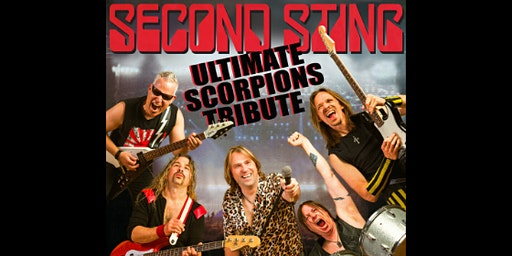 Second Sting - Scorpions Tribute Show