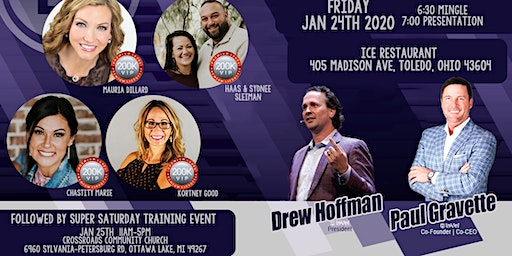 Toledo Ohio Local and full day Training