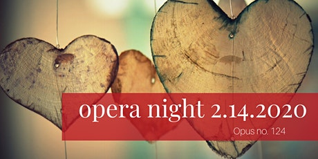 February opera night at Servino tickets