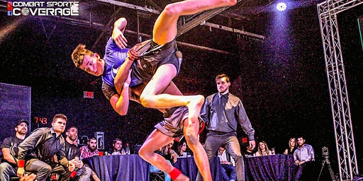 Combat Sports Coverage Grappling  Invitational