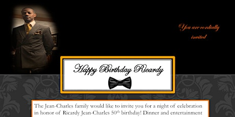 Ricardy's Surprise Birthday Party tickets