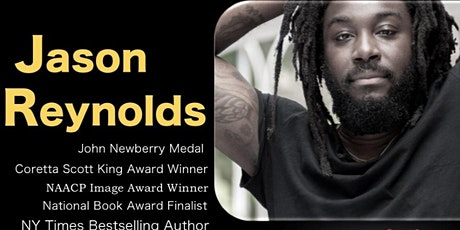Author Jason Reynolds Lecture tickets