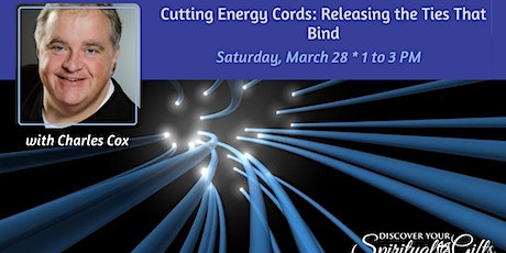 Cutting Energy Cords: Releasing the Ties that Bind tickets