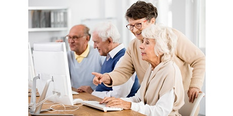 Tech Savvy Seniors: Introduction to Cyber Safety & Managing Your Digital Assets tickets