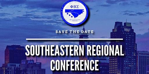 2020 Phi Beta Sigma Fraternity Inc. Southeastern Regional Conference
