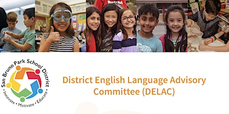 District English Learner Advisory Committee (DELAC) tickets