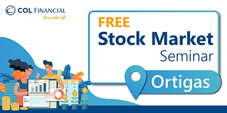 Building Wealth Through Stock Market Investing [ORTIGAS] tickets