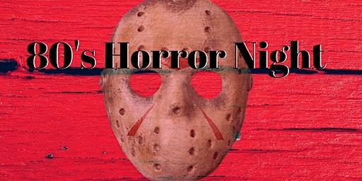 80's Horror Night at Spicoli's