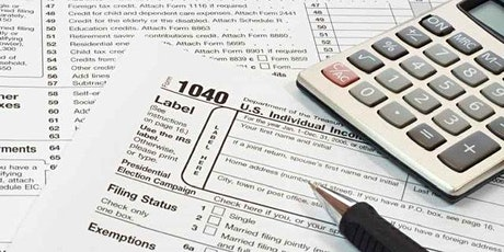 Tax Preparation Course tickets