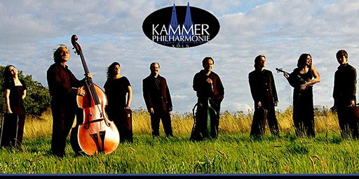 Chamber Philharmonia Cologne - Direct from Germany! Mozart, Vivaldi & more.