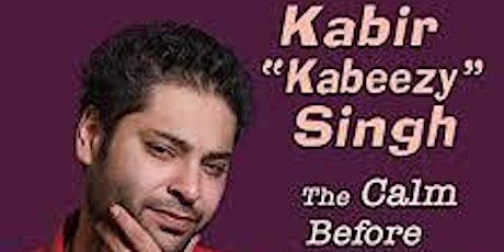 2020 Fremont Comedy Bash starring Kabir Singh tickets
