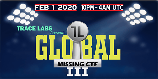 Trace Labs Global Missing CTF III: An OSINT CTF for Missing Persons