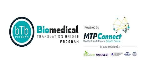 Brisbane Biomedical Translation Bridge Program Round 2 Information Session tickets