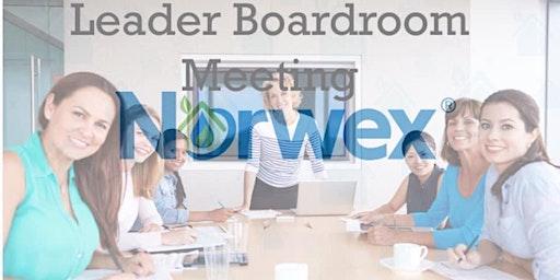 LEADER BOARDROOM MEETING PALMERSTON NORTH
