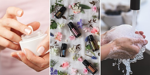 Essential Oils For Beginners Masterclass - Launceston