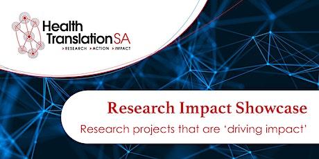 Health Translation SA - Research Impact Showcase tickets
