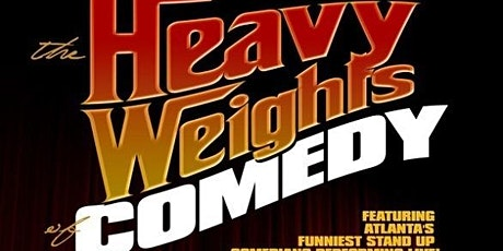The Heavyweights of Comedy @ Kats Cafe tickets