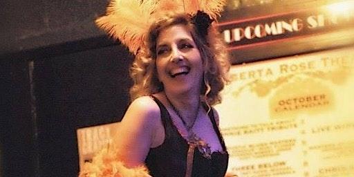 Miz Kitty's Parlour Vaudeville Variety Show ~ THE QUEEN OF WINTER
