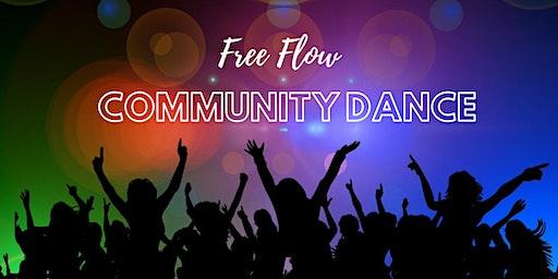 FREE FLOW COMMUNITY DANCE