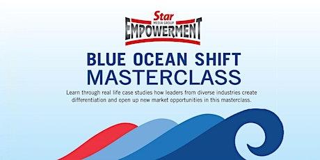 Blue Ocean Shift Masterclass tickets