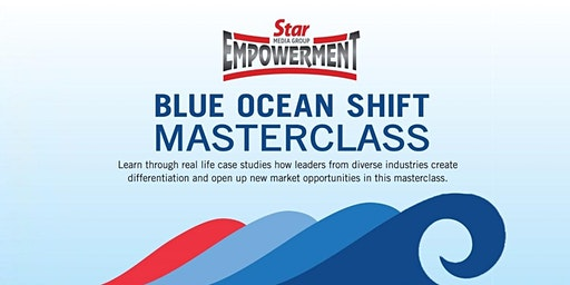 Blue Ocean Shift Masterclass