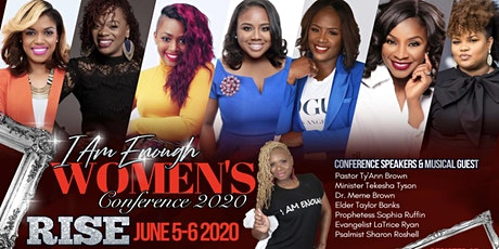 I AM ENOUGH WOMEN'S CONFERENCE tickets