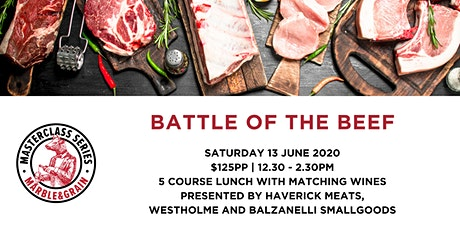 Battle of the Beef tickets