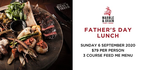 Father's Day Lunch at Marble & Grain tickets