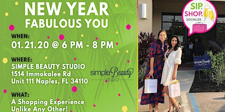 NEW YEAR FABULOUS YOU tickets
