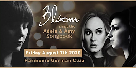 Bloom Sings the Adele &  Amy Song Book tickets