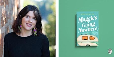 Author talk - Rose Hartley - Mornington Library tickets