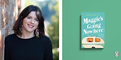 Author talk - Rose Hartley - Mornington Library