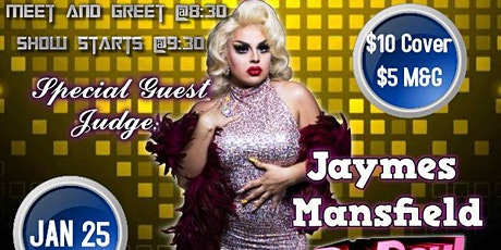 Veronicas Drag Race: Jaymes Mansfield tickets
