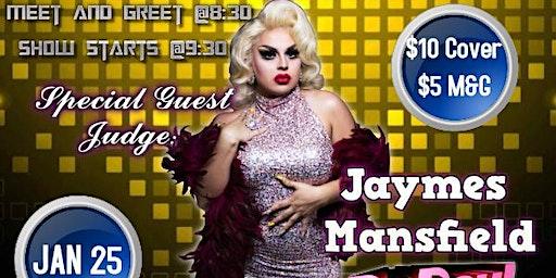 Veronicas Drag Race: Jaymes Mansfield
