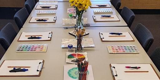 Mandala and Mindfulness Art Class