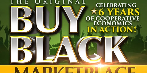 THE Buy Black Marketplace*Vendor Sign up- www.thebuyblackmarketplace.com