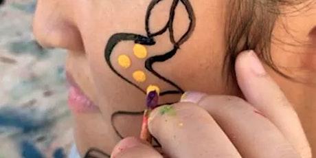 Children's Aboriginal Face Painting tickets