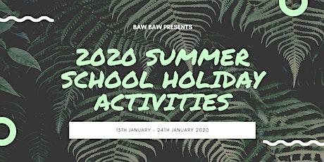 Baw Baw Summer School Activities - Teen Meditation tickets